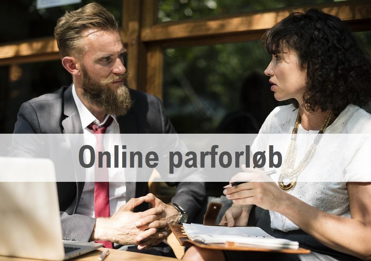 online parforløb